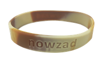 Official Nowzad Wristband
