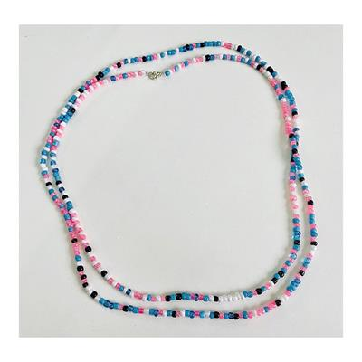 Premium double Beaded AWAFA Necklace