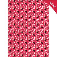 Christmas Cats Gift Wrap and Tags