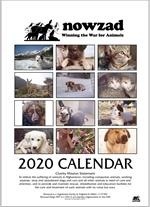 *NOW REDUCED * The 2020 Official Nowzad Calendar