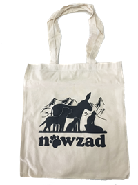 Nowzad Shopping Tote Bag