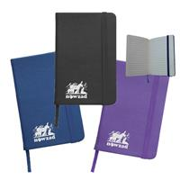 Soft-Touch Pocket Notebook