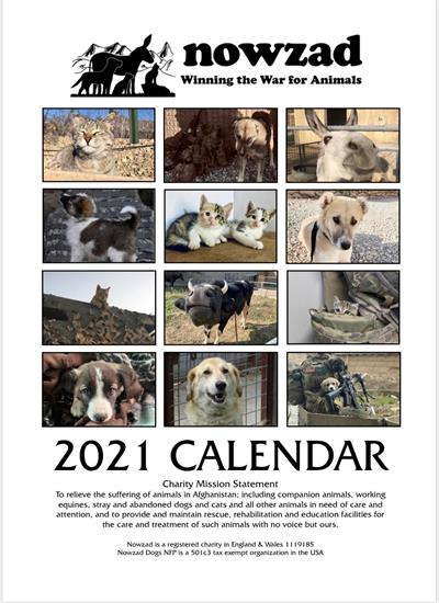 Tis the season to support Nowzad