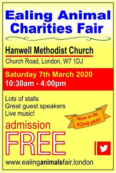 Ealing Animal Charities Fair