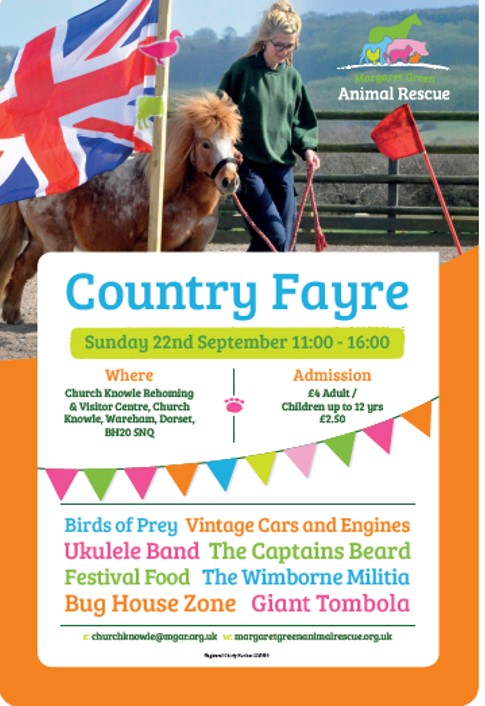 Margaret Green Country Fayre