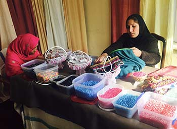 Nowzad Afghan Women Artisans For Animals