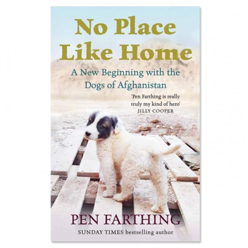 Read the story of Nowzad, the dog that inspired a charity