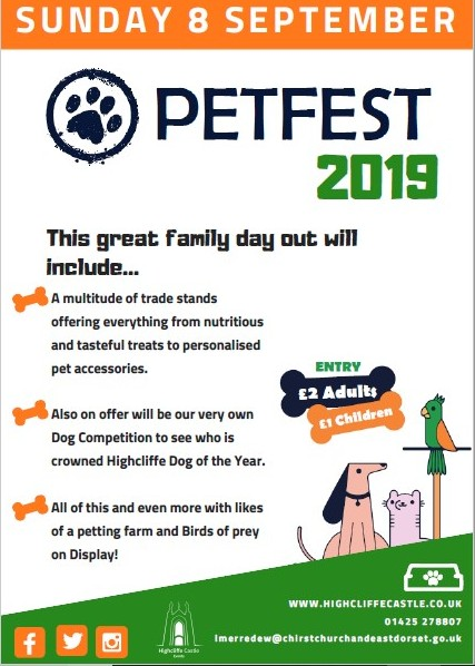Nowzad will be at PetFest 2019
